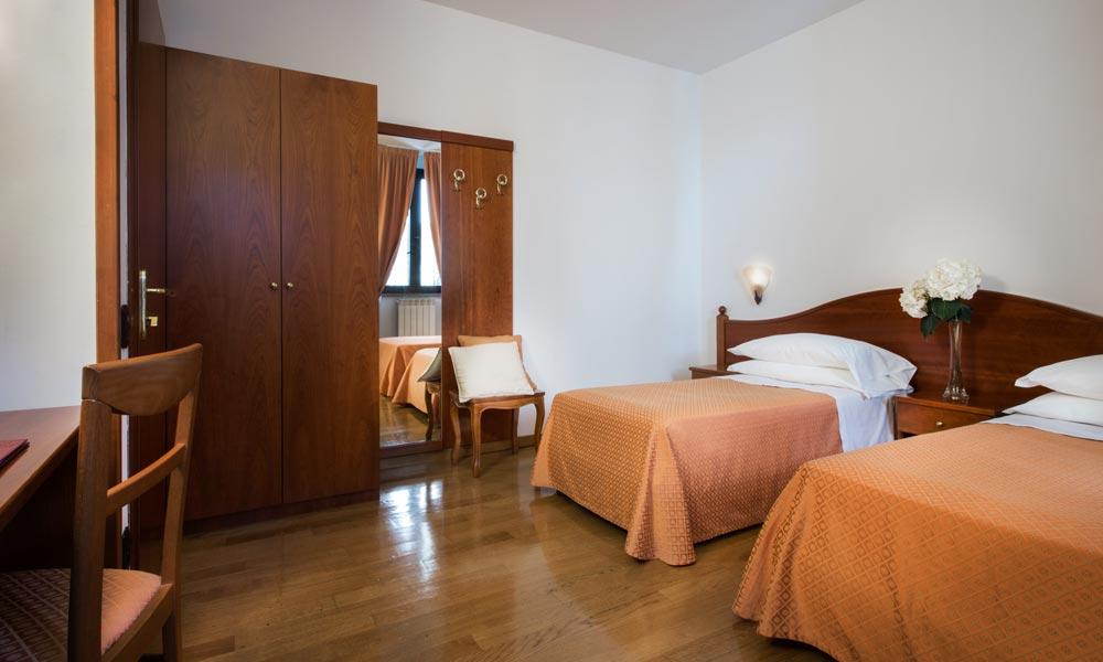 camera tripla ld Hotel La Villetta Firenze